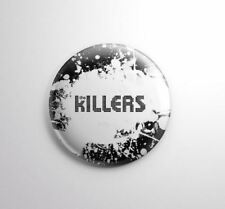 THE KILLERS -  Pinbacks Badge Button 25mm 1'' -*
