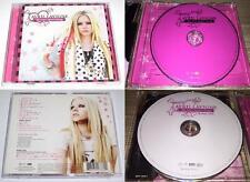 Avril Lavigne 2008 The Best Damn Thing Mandarin Version Taiwan CD +DVD not Promo