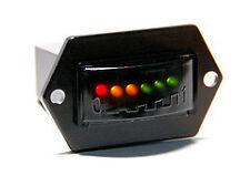 MINI 12V LED BATTERY VOLTAGE METER/GAUGE/INDICATOR