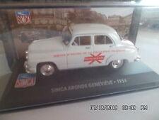 SIMCA ARONDE GENEVIEVE 1954 1/43                 E87