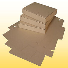 200 Maxibriefkarton 250 x 175 x 50 mm, braun -  Warensendung Versandkarton