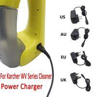 Fenster Vakuum Batterieladegerät Stecker Stromkabel Karcher WV75 WV50 Reiniger