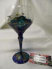 Lagoon Monarch Crystal Wine Glass