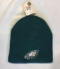 Philadelphia Eagles Knit Beanie Hat Skull Cap NEW Green