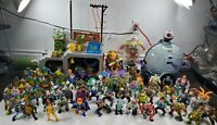 TMNT Teenage Mutant Ninja Turtles Vintage Toys Huge Lot