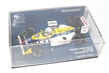 1/43 WILLIAMS HONDA FW11B AUSTRALIAN GP 1987 R. PATRESE ha