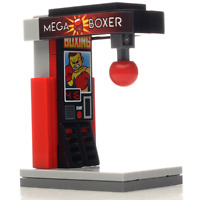 Custom LEGO Boxing Arcade Machine - New, Includes Parts and Instructions