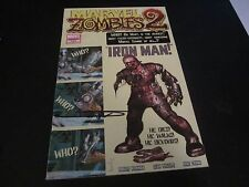 MARVEL ZOMBIE 2  #3 SIGNED BY ARTHUR SUYDAM WITH COA!!!