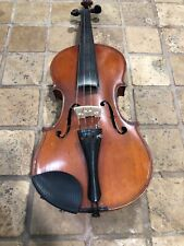 ANTIQUE  OLD  VIOLIN  4/4  MADE  BY  SEBASTIAN  GOTZ  GERMANY W/case
