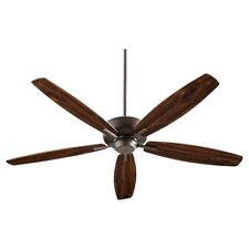 "Quorum Breeze 60"" Ceiling Ceiling Fan, Oiled Bronze - 7060-86"