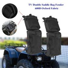 Oxford  ATV Double Saddle Bag Fender Car Luggage Snowmobile Support Storage Tool