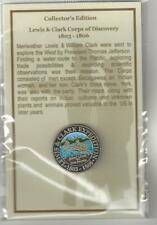 Lewis and Clark Corps of Discovery Souvenir PIN