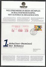 T94) SCHWEIZ: Die Besonderheit  ! Bitte Text im Scan lesen!