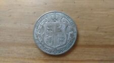 1925 GEORGE V HALF CROWN SILVER COIN KEY DATE