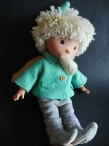 Sandmännchen Puppe Figur Götz Sandmann - mit SOUND - Sandmannlied 35cm - top
