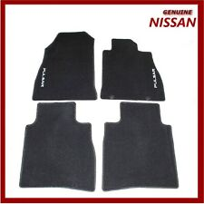 Genuine Nissan Pulsar 2014 Velour Carpet Car Mats. Front & Rear KE7553Z021