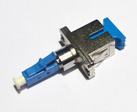FTTH LC Male to SC Female Hybrid Adapter Single Mode 9/125 Fiber Optic Adapter