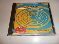 CD  Langenscheidt proudly presents.. - Crash Test Dummies, DJ Bobo, La Bouche ..