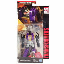Boxed Hasbro TRANSFORMERS Bombshell 100% Complete TITANS RETURN Combiner Wars