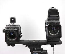 Super quick release plate per Linhof Sinar Toyo Horseman Cambo Fuji Nikon Canon