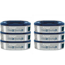 Angelcare Pack Of 6 Refill Cassettes Dress-up