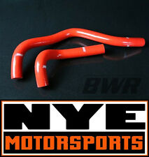 BLACKWORKS RACING BWR RADIATOR HOSE KIT 1994-2001 ACURA INTEGRA B18 RED DC