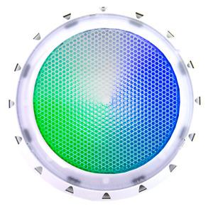 Spa Electrics GKRX TRI LED Pool Light, Retro Fit Variable Voltage - White Rim