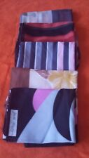 Women's Scarves Lot of 5 signed Yvette Montagne Paris designer