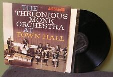 "The Thelonious Monk Orchestra ""At Town Hall"" LP SMJ-6183 NM Japan"