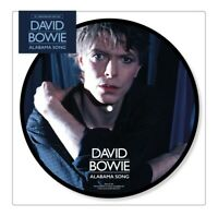 "David Bowie - Alabama Song  40th ANNIVERSARY 7"" PICTURE DISC ltd"