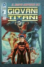 GIOVANI TITANI n. 1 Variant - Lion - DC Comics - NUOVO / New 52 / Universo DC