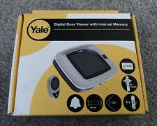 Yale Digital Door Viewer With Internal Memory. New In The Box