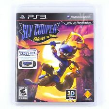 Sly Cooper PS3 Thieves In Time Sony PlayStation 3
