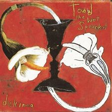 TOAD THE WET SPROCKET - Dulcinea (CD 1994) USA First Edition EXC
