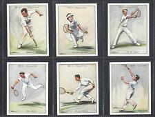 WILLS - LAWN TENNIS, 1931 - FULL SET OF 25 CARDS