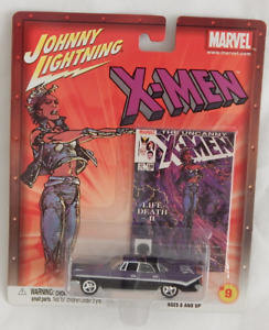 1959 Chrysler DeSoto Johnny Lightning Marvel The UnCanny X-Men Issue 198