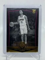 2018-19 Panini Chronicles Majestic Jerome Robinson # /10 Gold RC LA Clippers SSP