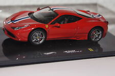 Ferrari 458 SPECIALE Baujahr 2013 rot 1 43 Hotwheels Elite