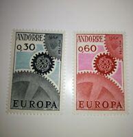 timbres  EUROPA   n neuf sans charniere cote 25 euros