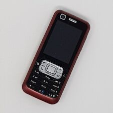 Nokia 6120 classic 3G - Symbian Mobile - Red - Working Condition - Unlocked