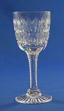 TUDOR CRYSTAL - JEWEL / WELLINGTON DESIGN - SHERRY / PORT GLASS  12.4cm