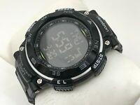 Armitron All Sport Men Digital Watch Black Multi Function Back Light Wrist Watch