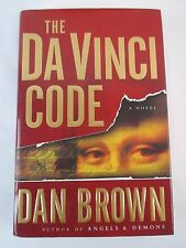 The Da Vinci Code Book Hardcover 1st edition 25th printing