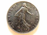 1973 France One (1) Franc Coin