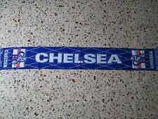 d3 sciarpa CHELSEA FC football club calcio scarf bufanda england inghilterra