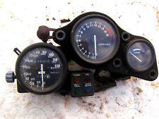 HONDA CBR400RR (NC23 TRI-ARM 85-89) GENUINE ORIGINAL CLOCKS GAUGES 26700 MILES