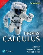 Thomas' Calculus,14th Edition By George B. Thomas and Joel Hass