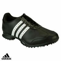 Ladies Adidas Driver Val S Golf Shoe. Size UK 6. Black. 675544