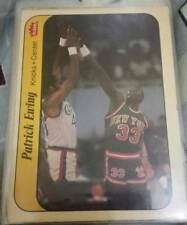 Patrick Ewing Rookie Card 80's card