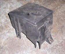 1998 PEUGEOT 306 TURBO DIESEL UNDER BONNET MAIN FUSE BOX COVER